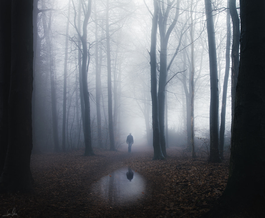 Into Darkness, автор — Lars Urbas на 500px.com