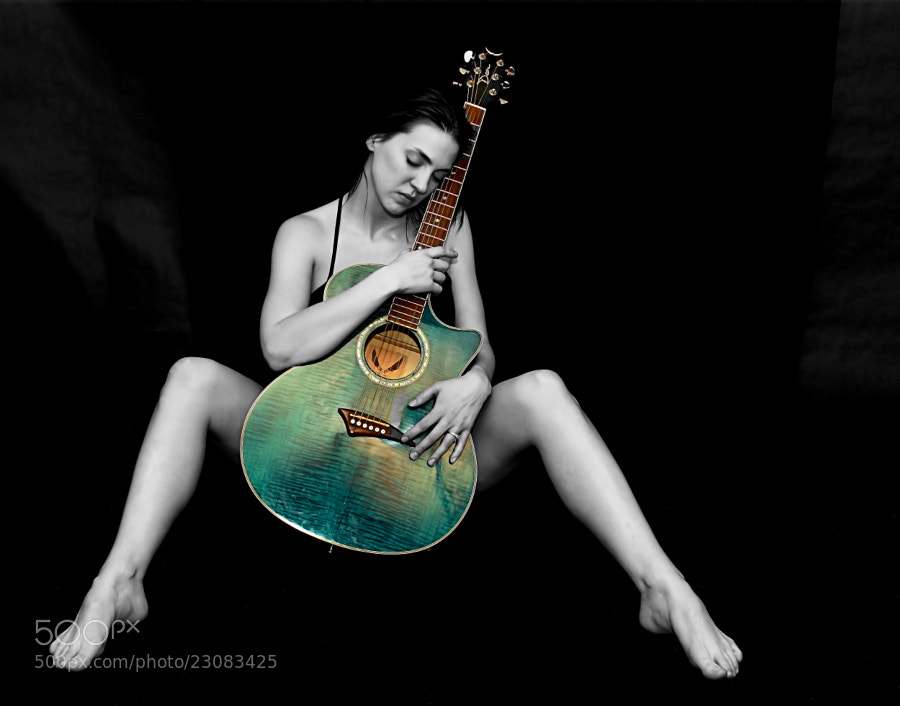 Photograph The Guitar by Brian Masters on 500px