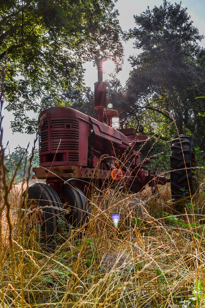 Photograph Tractor by Richard Dollison on 500px