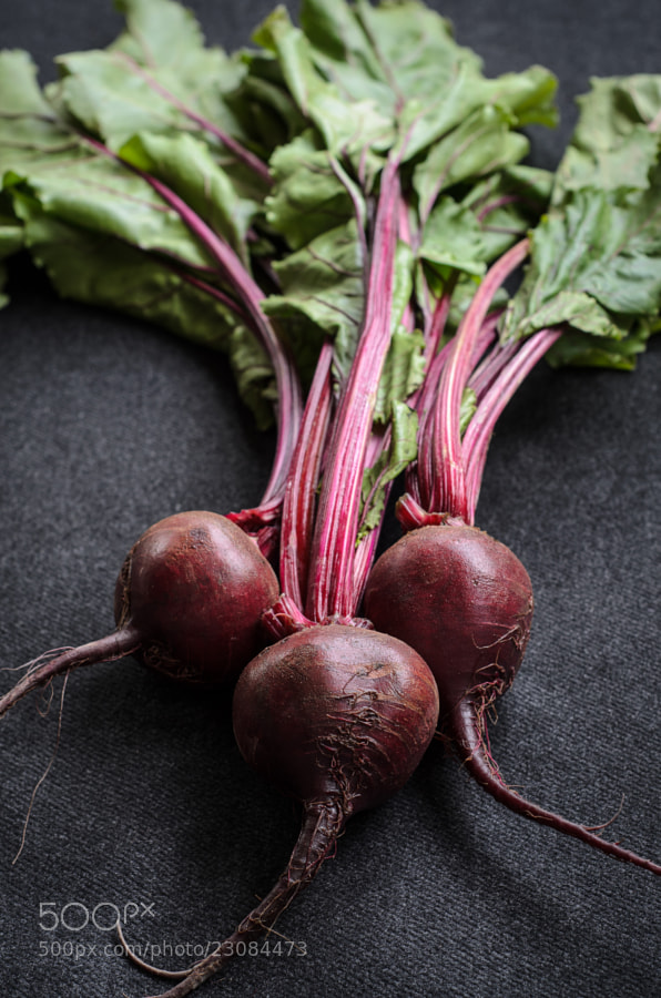 Organic Red Beets