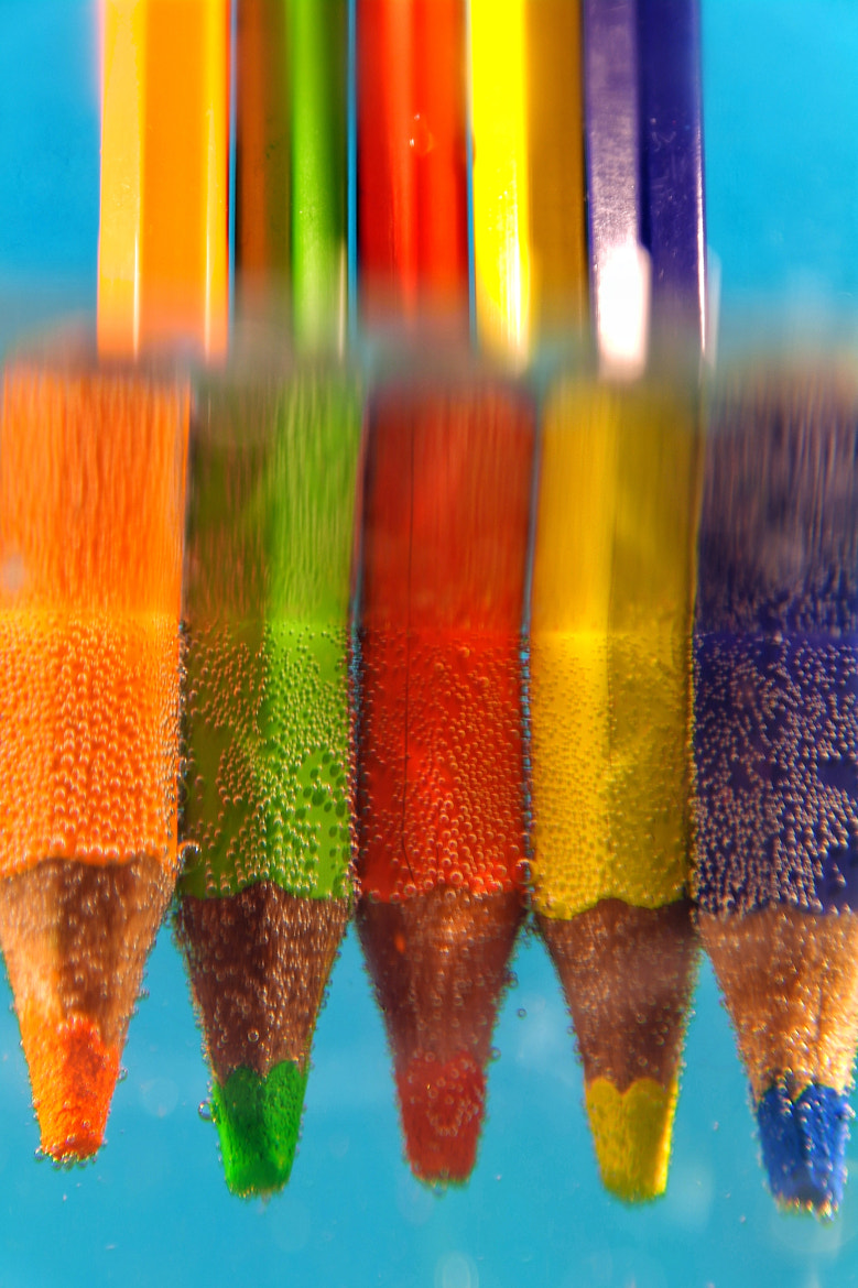 Photograph Water Colours by Adam Lay on 500px