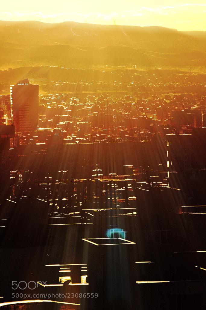 Photograph sun city by shahin kamali on 500px