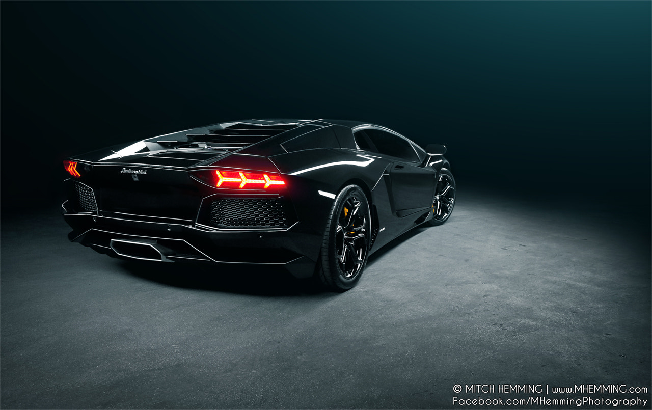 Photograph Lamborghini Aventador by Mitch Hemming on 500px