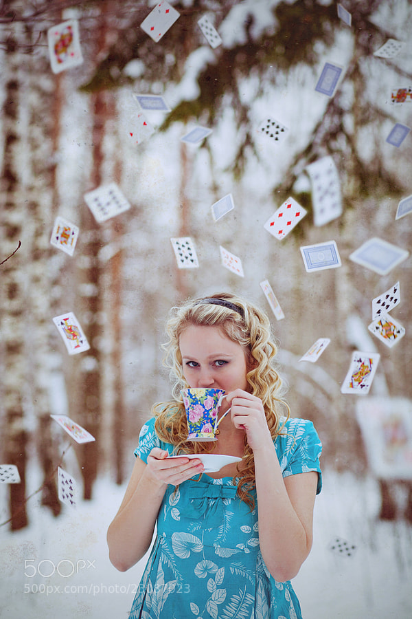 Alice by Polina Gribanova (pollyphoto)) on 500px.com