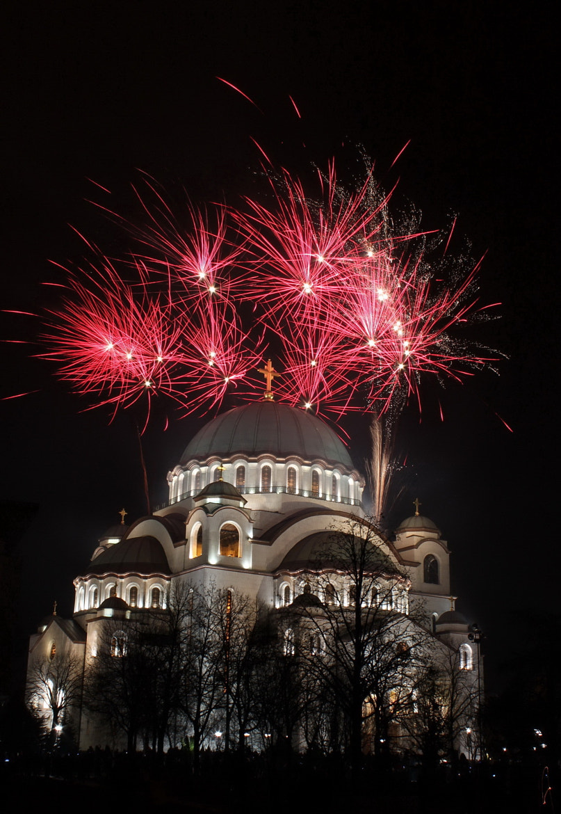 Photograph New Year according to the Julian calendar - Make it a happy and successful by SlobaSerb * on 500px