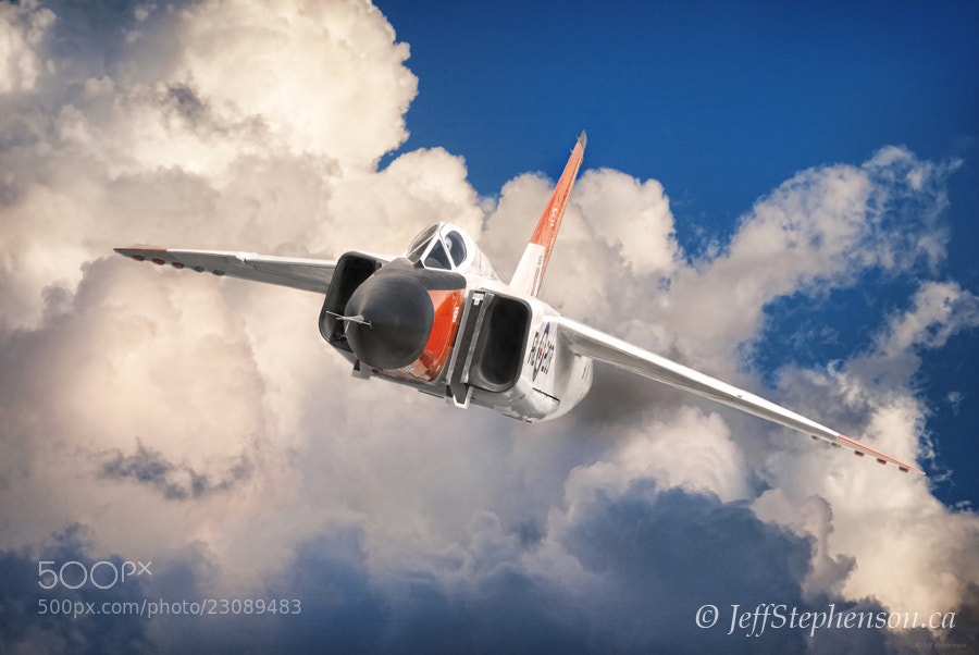 """Photograph """"Supersonic"""" - Avro Arrow by Jeff Stephenson on 500px"""