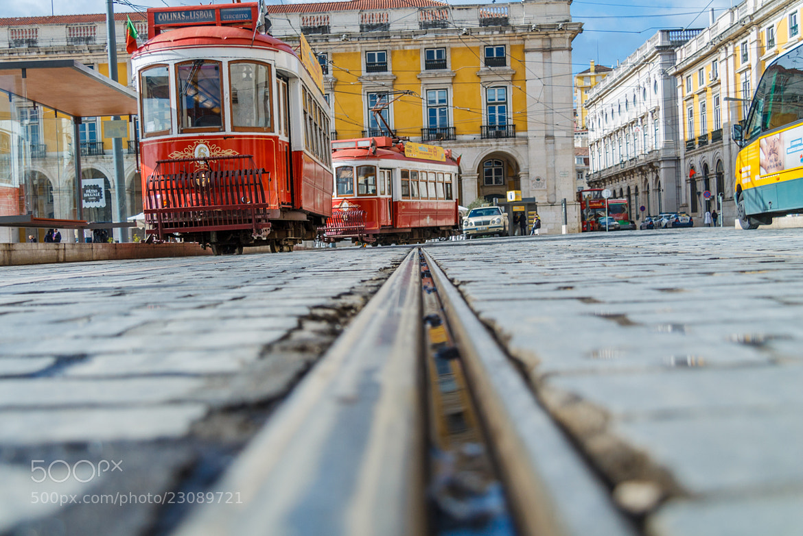 Photograph Rail by Filipe Miranda on 500px