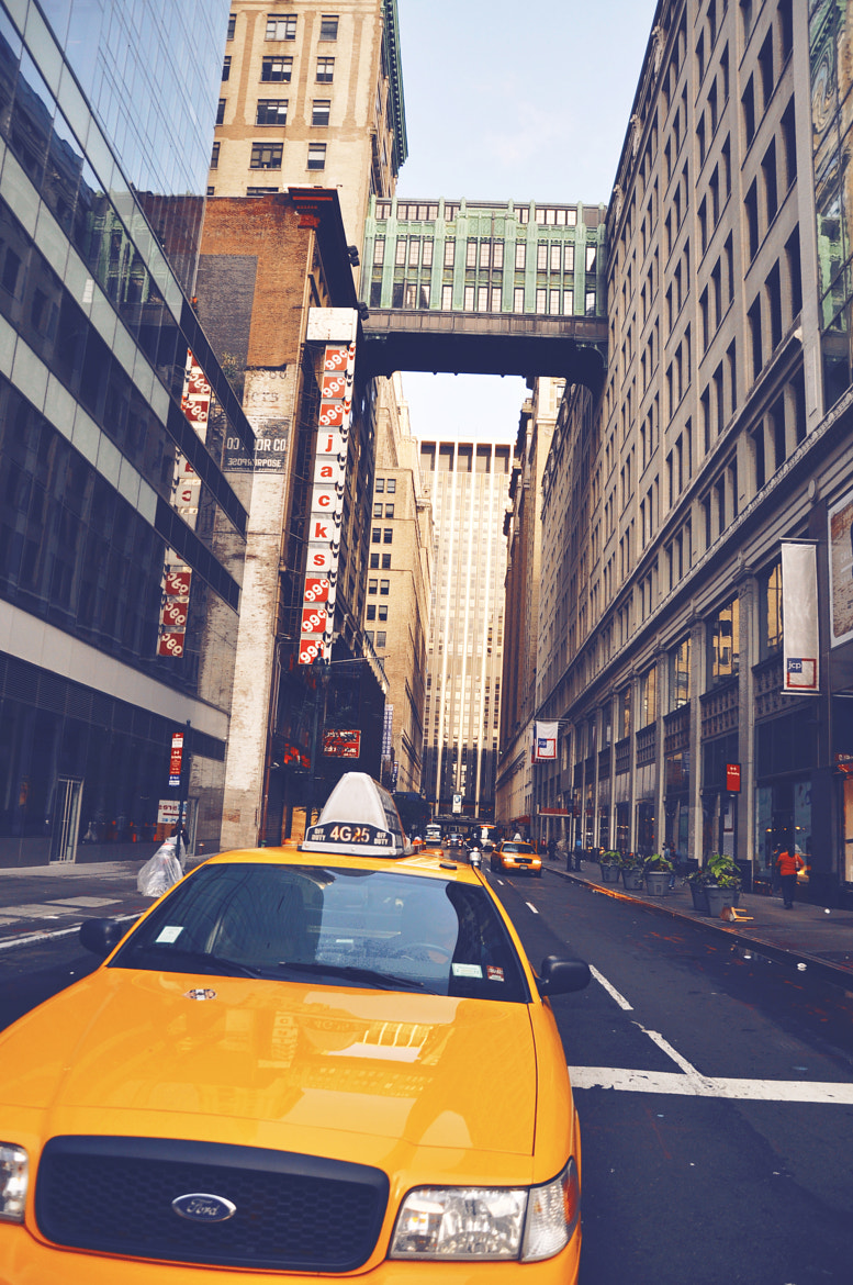 Photograph New York Speed by 1a3d_photography on 500px