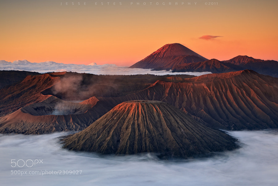 Photograph Mount Bromo  by Jesse Estes on 500px