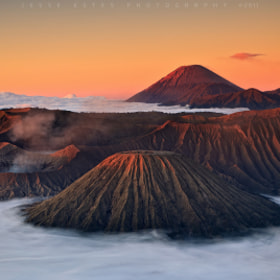 Mount Bromo  by Jesse Estes (JesseEstes)) on 500px.com