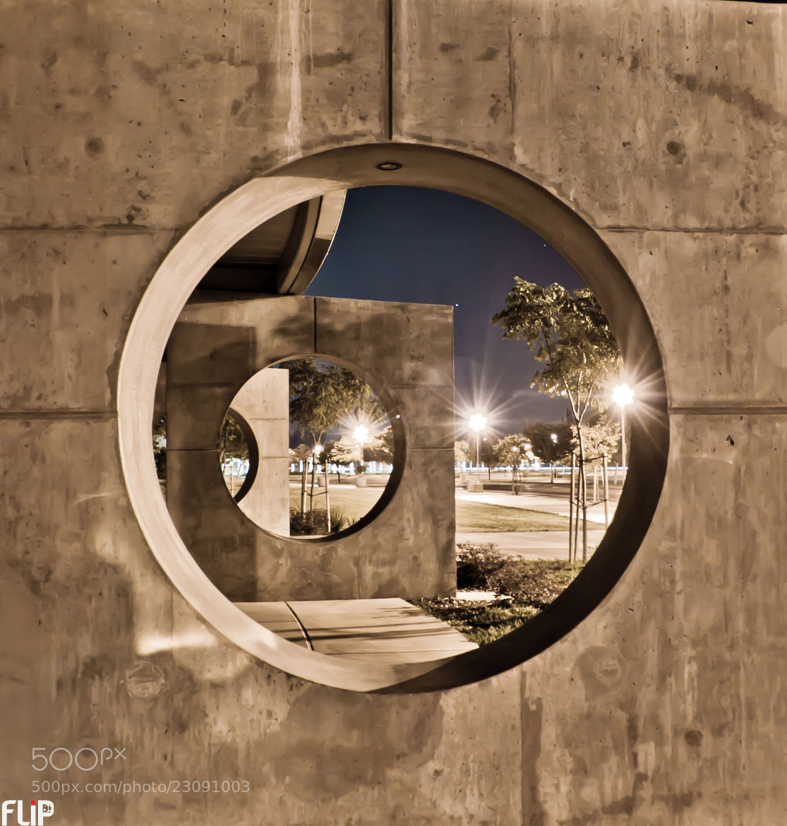 Photograph Circles by Phil Perez on 500px