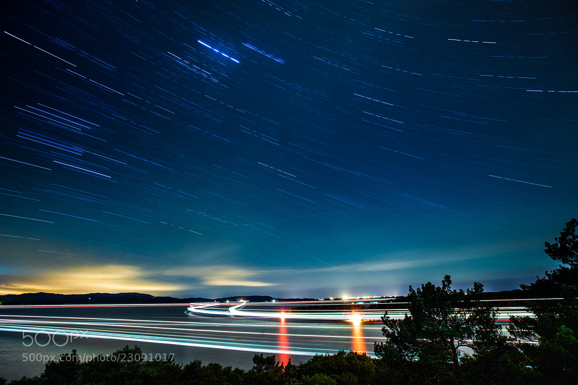 Photograph Stars by Bjarte Haugland on 500px
