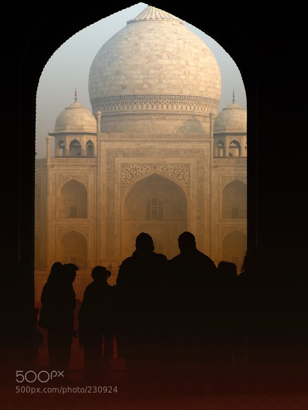 Photograph Taj je Mahal by Bosta Sever on 500px