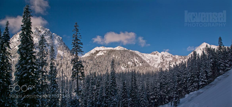 Photograph The Ridge by Ken Vensel on 500px