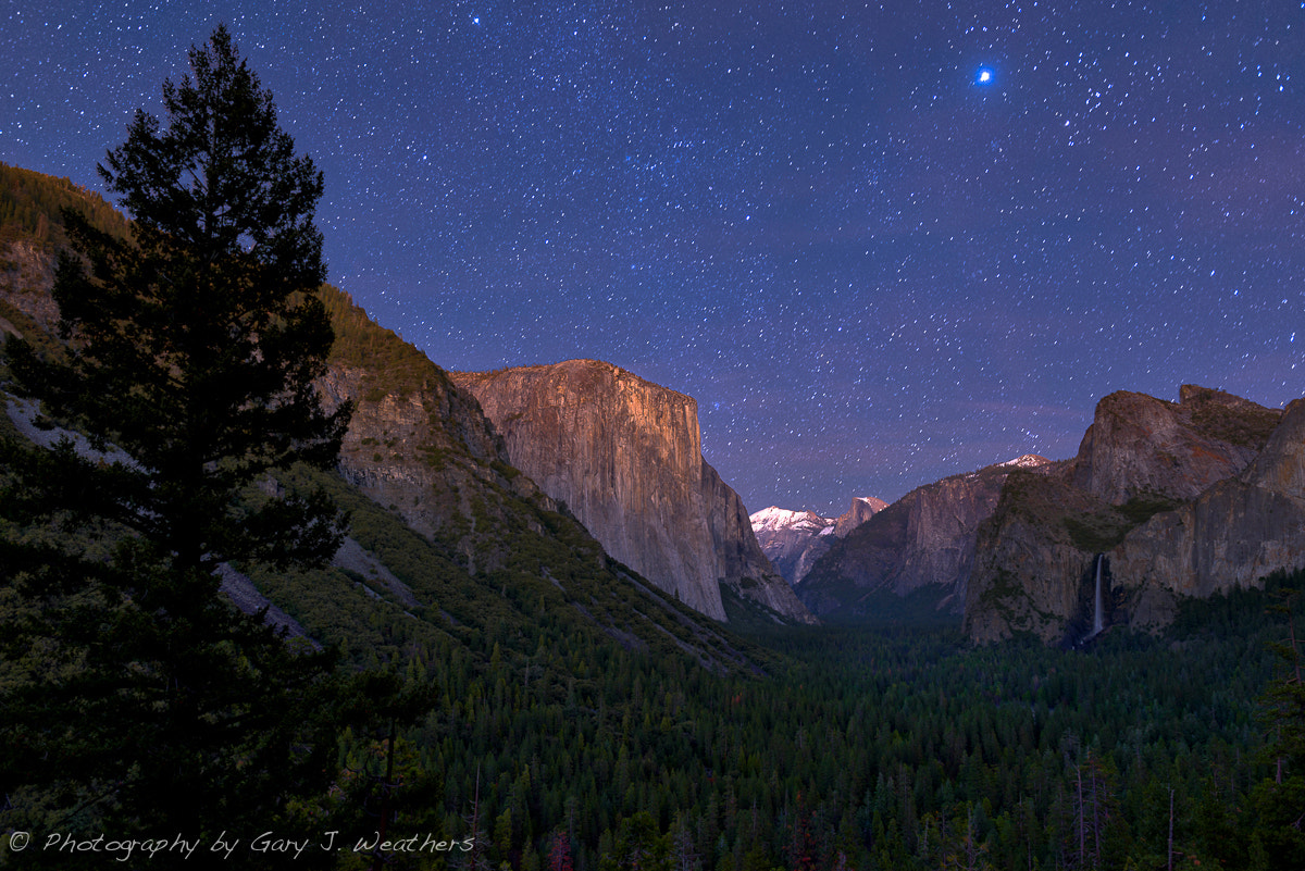 Photograph Yosemite Valley Stars by Gary Weathers on 500px