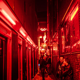 500px Photo Quot The Red Light District Quot By Eric F Tremblay