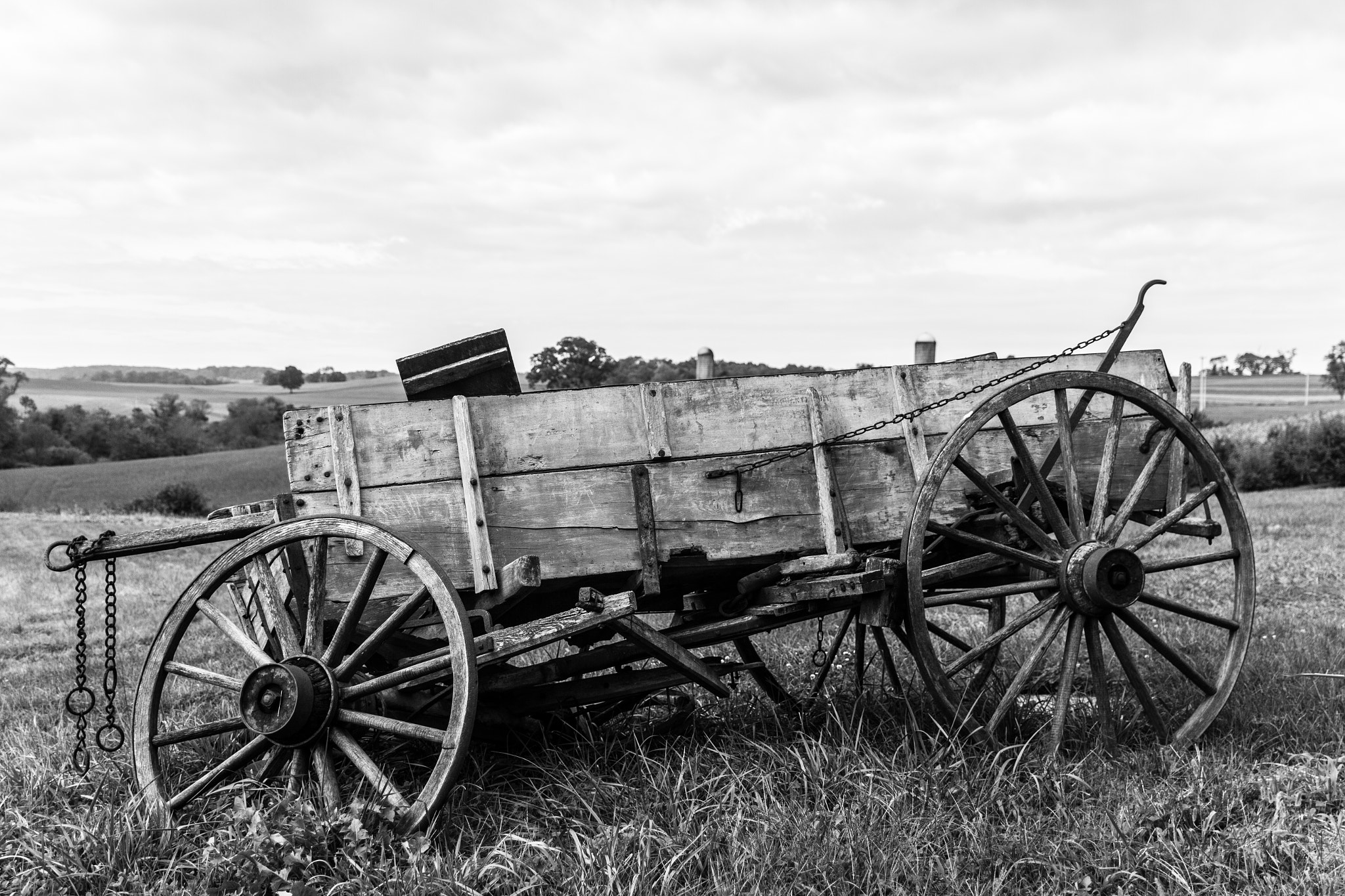 Photograph Wagon by Chas Wisler on 500px