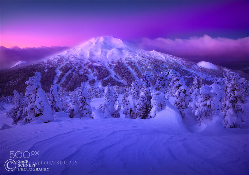 Photograph Purple Mountain Majesty by Zack Schnepf on 500px