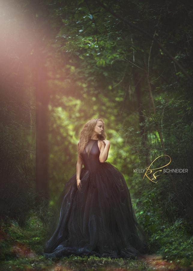 Forest Maiden by Kelly Schneider on 500px