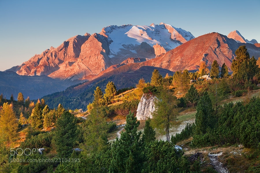 Photograph Marmolada 2 by Daniel Řeřicha on 500px