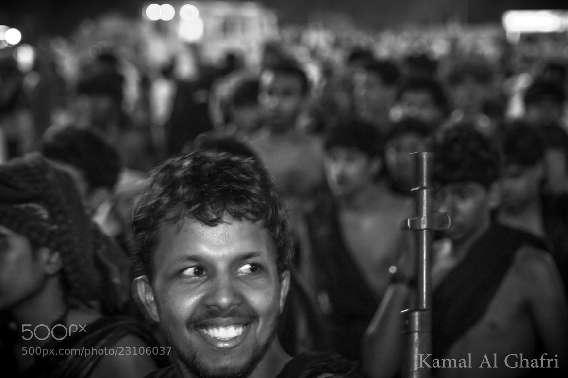 Photograph Jabali Man smile by Kamal AL Ghafri on 500px