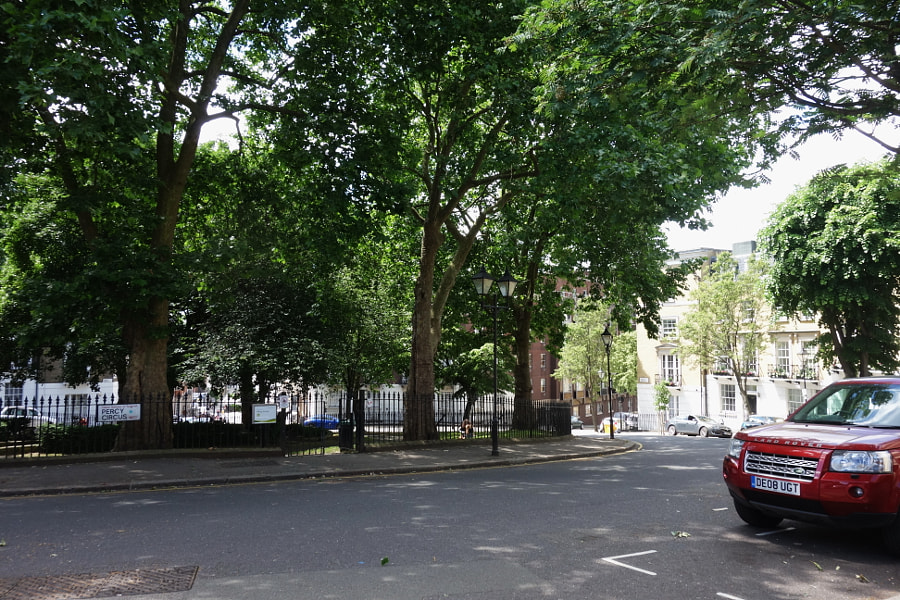 Streets of London, Clerkenwell by Sandra on 500px.com