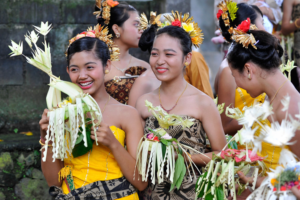 Photograph Girls in festival by Hai Thinh on 500px