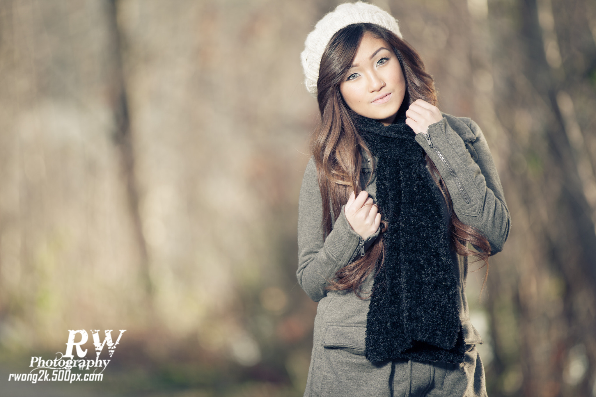 Photograph Winter Fashion by Raymond Wong on 500px