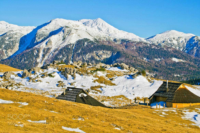Photograph Dleskovec Plateau by Edvard - Badri Storman on 500px