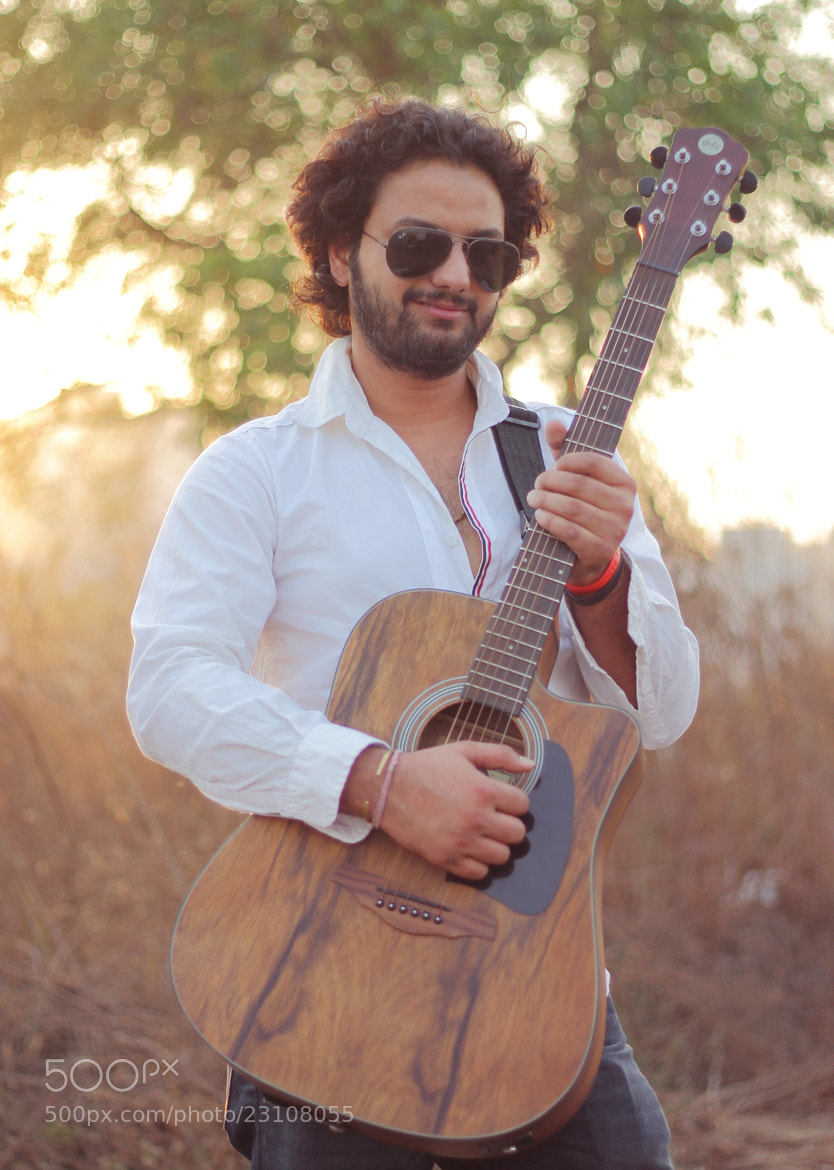 Photograph Just me & my guitar... by Kishore Lala on 500px