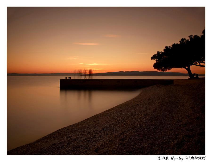 Photograph Disappearing into Sunset by Marko Buntic on 500px