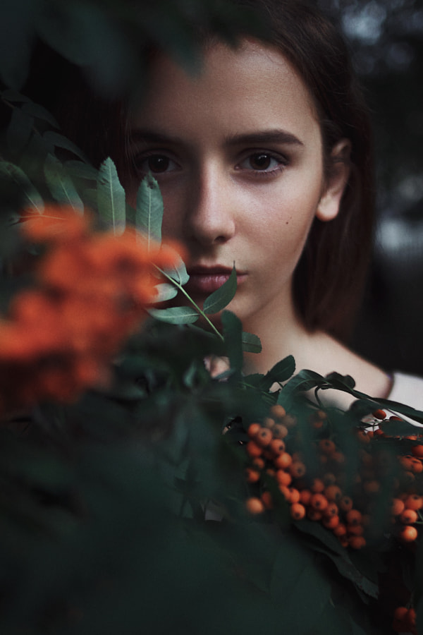 Evgenia by Ivan Kopchenov on 500px.com