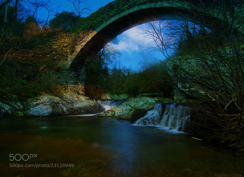 Photograph Ponte romano by Stefano Crea on 500px