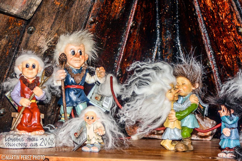 Photograph family of Trolls by Martín Pérez on 500px