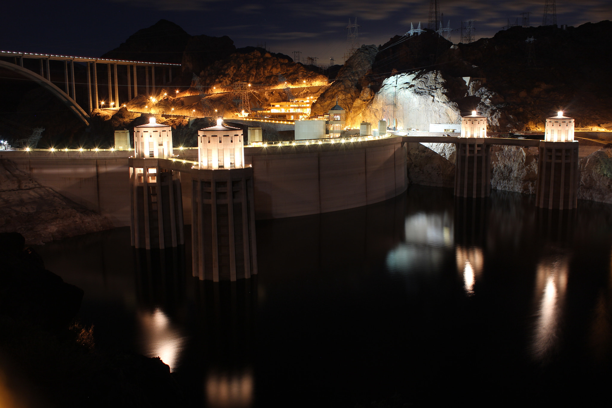 Photograph Hoover Dam by Bekir Erzen on 500px