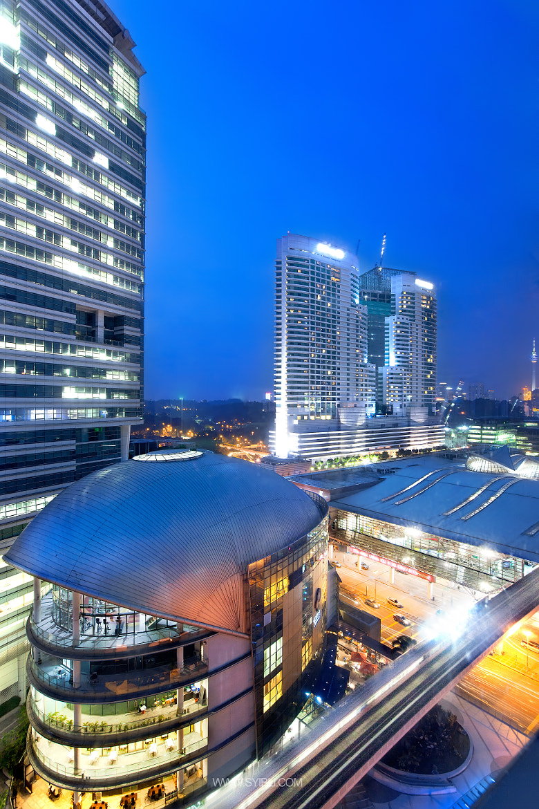 Photograph KL Sentral  || SKYSCRAPER by Syibli on 500px