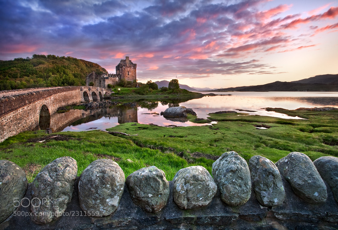 Photograph Scottish Fortress by Stephen Emerson on 500px