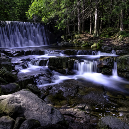 Wild Falls in Karpacz