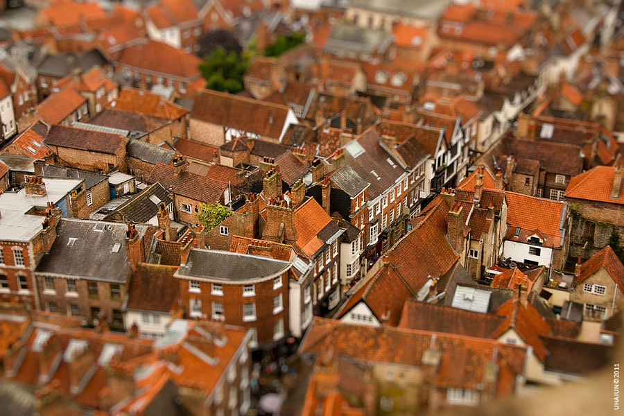 Photograph York Roofs by Vladimir Popov / Uhaiun on 500px