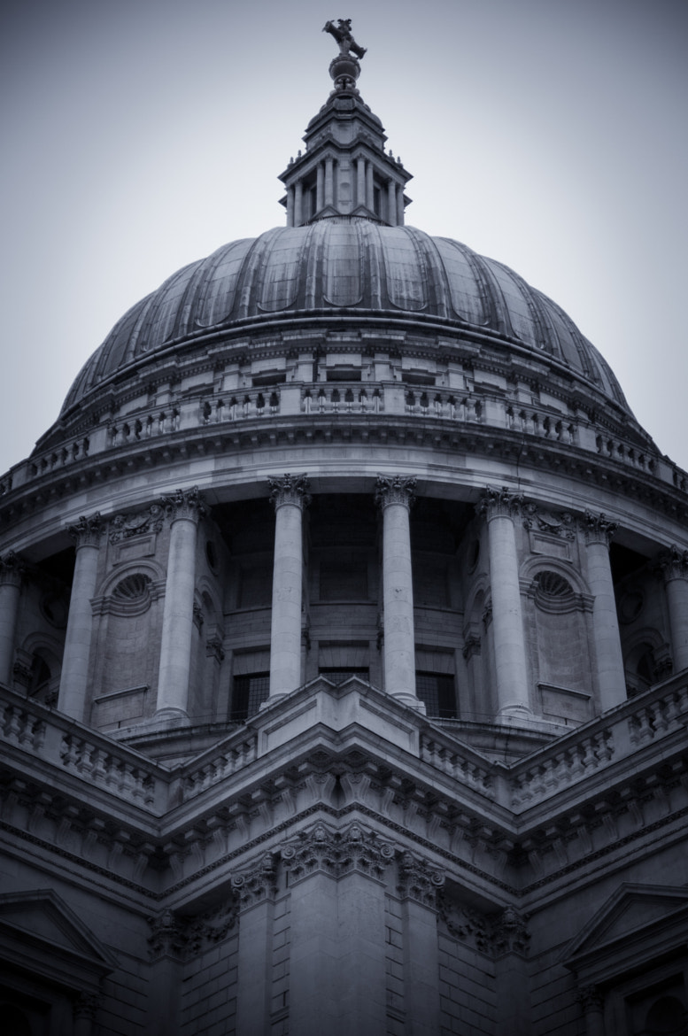 Photograph St Paul's dome by Pat Charles on 500px