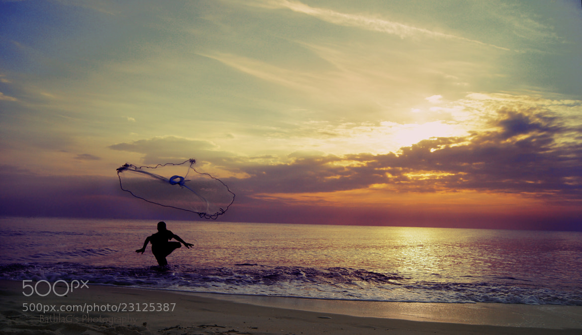Photograph Catching the early fish by Gaurav Bathla on 500px