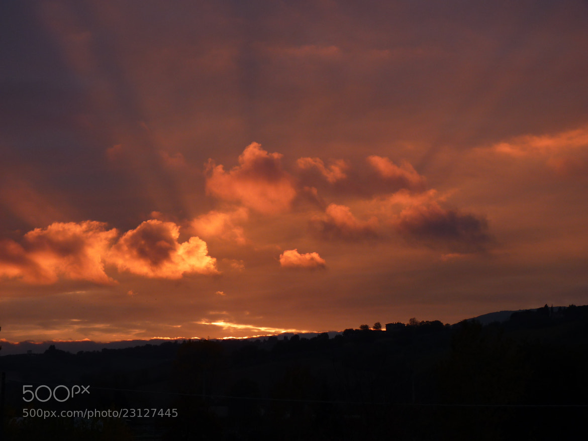 Photograph Tramonto by Ulderico Pontini on 500px