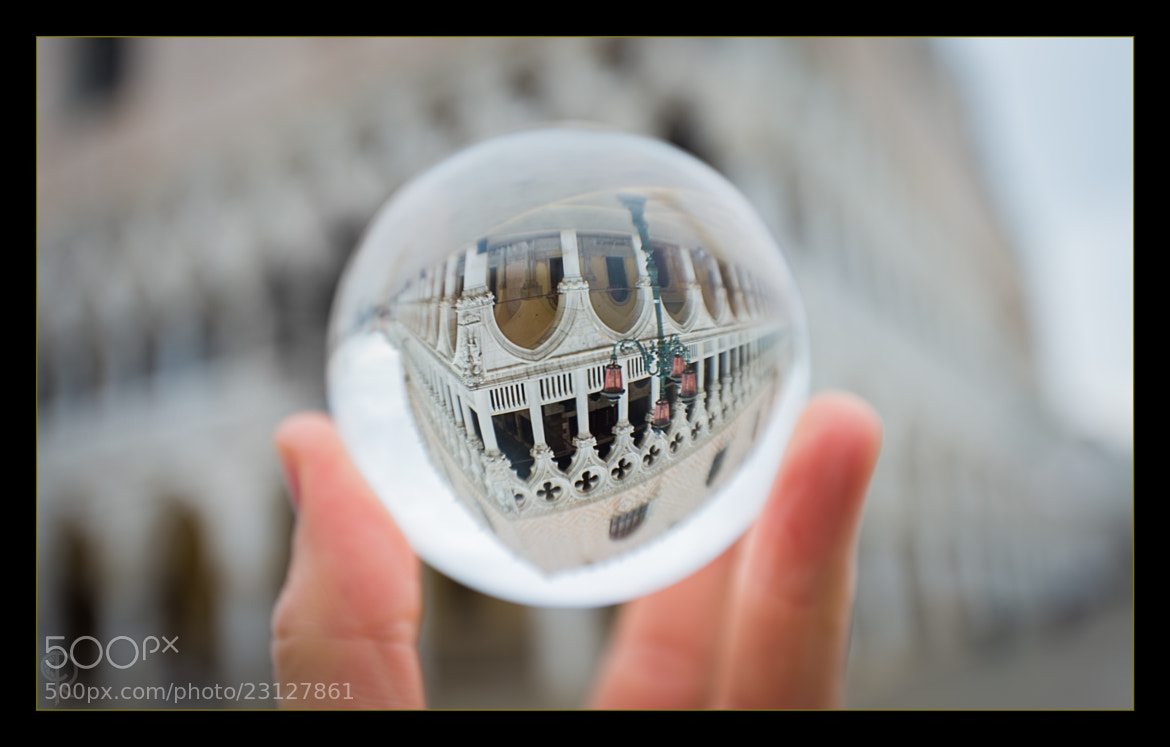 Photograph Doge's Palace spherized by Roberto D'Antoni on 500px