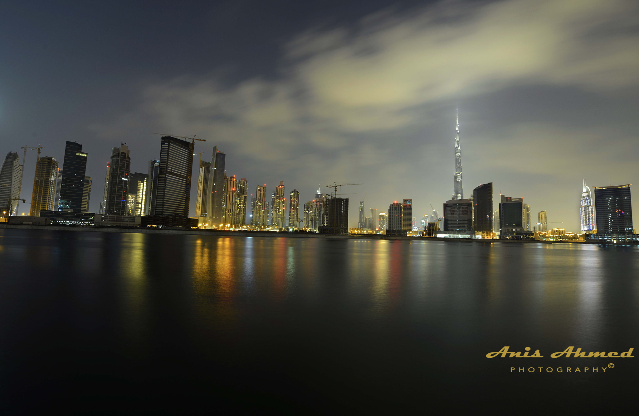 Photograph Business bay by Prince Anis  on 500px