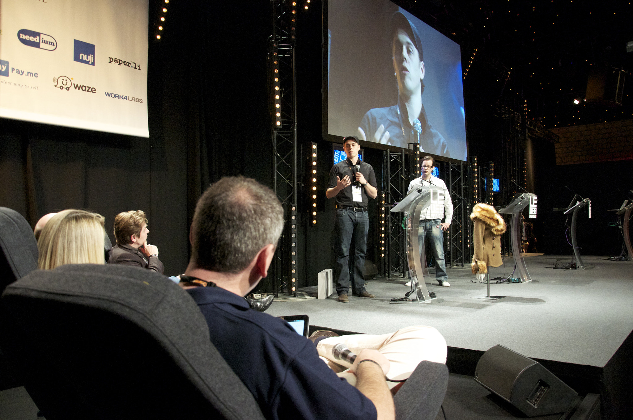 Photograph Startup Competition @ LeWeb10 by Marco Kaiser on 500px