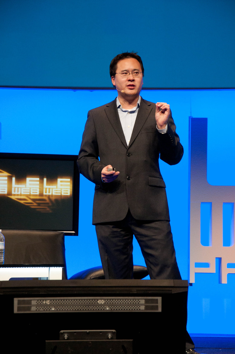 Photograph Jeremiah Owyang @ LeWeb10 by Marco Kaiser on 500px