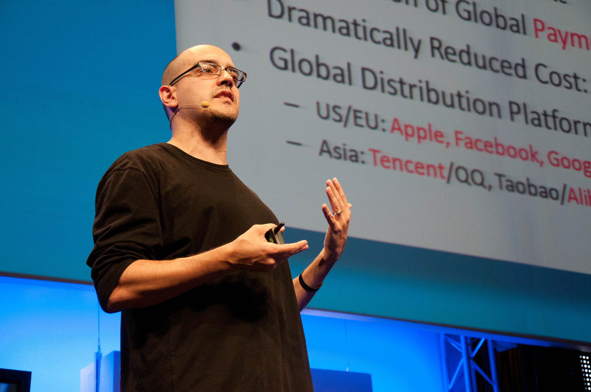 Photograph Dave McClure @ LeWeb10 by Marco Kaiser on 500px