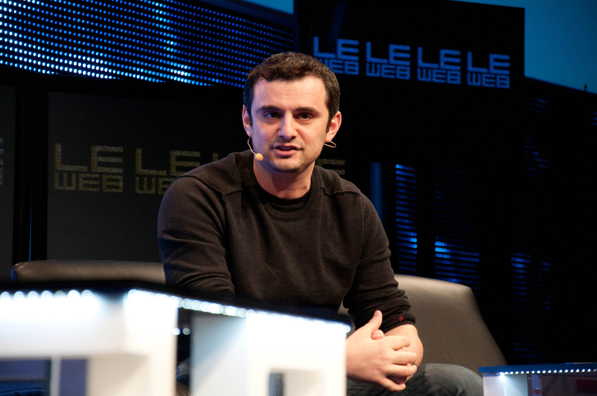 Photograph Gary Vaynerchuk @ LeWeb10 by Marco Kaiser on 500px