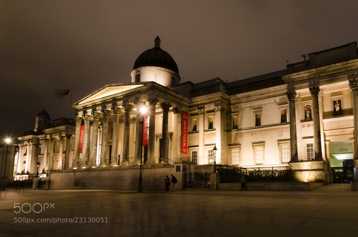 Photograph The National gallery by Luca Gabbana on 500px