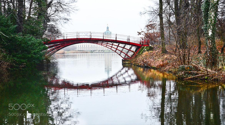 Photograph Charlottenburg in Winter  by Seiha Heng on 500px